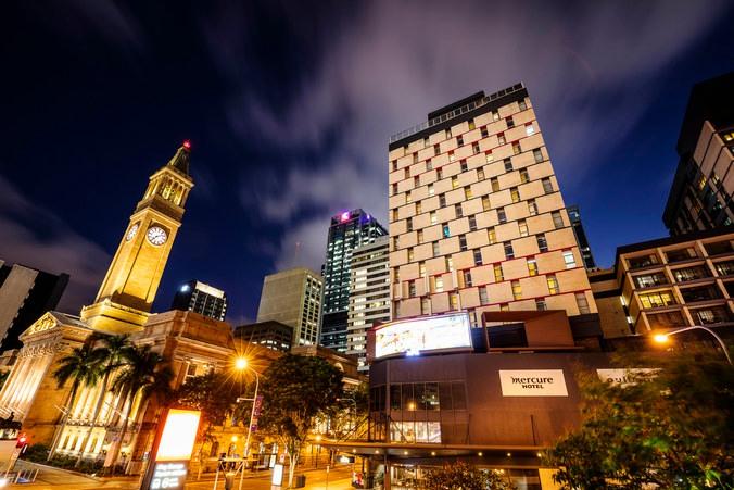 Pullman Hotel Brisbane